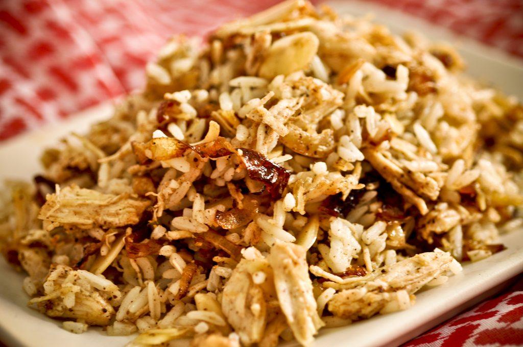 Resultado de imagem para arroz marroquino